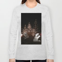Polar Bear Christmas Long Sleeve T-shirt