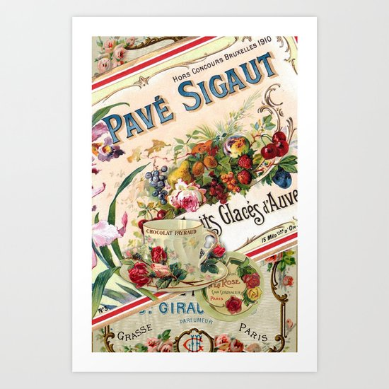 French Art Print