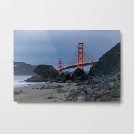 Jewel in the Rough Metal Print
