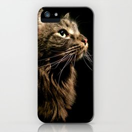 Cosmo In Profile iPhone Case
