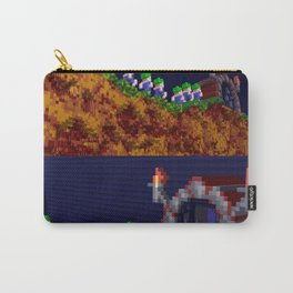 Inside Lemmings Carry-All Pouch