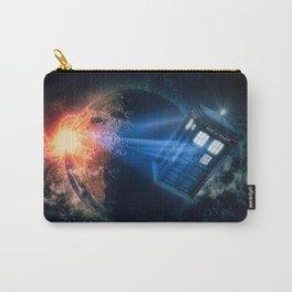 TARDIS NEBULA Carry-All Pouch