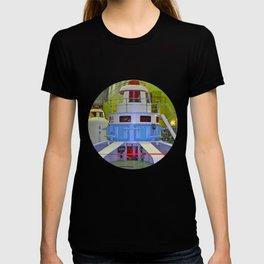 machine room HPP T-shirt