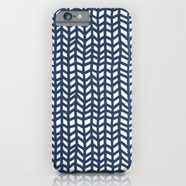 Chevrons iPhone Case