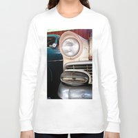 cars Long Sleeve T-shirts featuring Cars 1 by I Take Pictures Sometimes