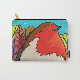 The Big Red Robin Carry-All Pouch