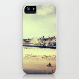 Santa Cruz Boardwalk iPhone Case