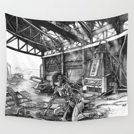 Forgotten Creation Wall Tapestry