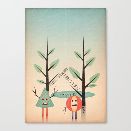 al&bero Canvas Print