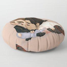 Jealous Chibi Liam Floor Pillow