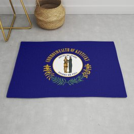 Flag of Kentucky Rug