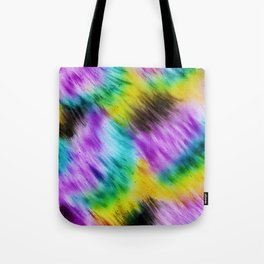 Rainbow furs Tote Bag