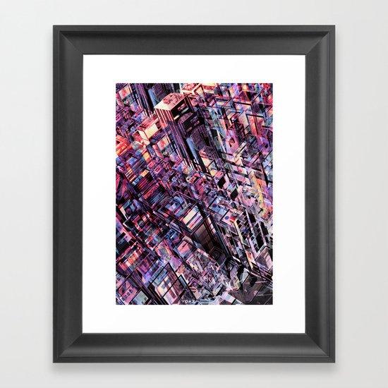 archi Framed Art Print