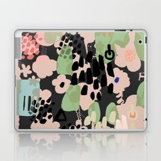 spring 2 modern contemporary Laptop & iPad Skin