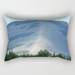 Hog's Back Mountain Rectangular Pillow