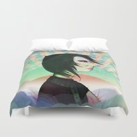 circus Duvet Covers featuring Circus by IOSQ