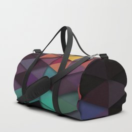 Flames Of Love Duffle Bag