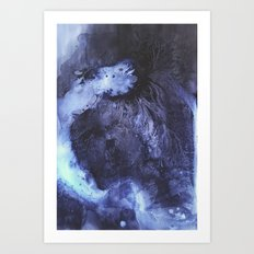 Spirit Serpent Art Print