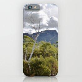 The Great Grampians iPhone Case