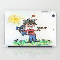calendars iPad Cases featuring :: You Are My Sunshine :: by :: GaleStorm Artworks ::