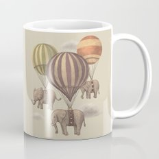 Flight of the Elephants  Coffee Mug