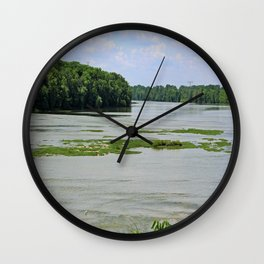 Looking for Salvation Wall Clock