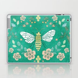 Bee Garden Laptop & iPad Skin