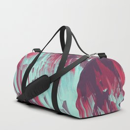 Cold From Above Duffle Bag