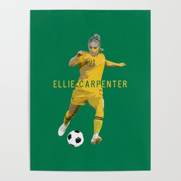 Ellie Carpenter 21 Poster