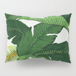 banana leaf palms Pillow Sham