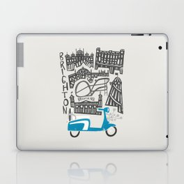 Brighton Cityscape Laptop & iPad Skin