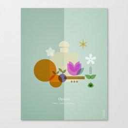 FRAGRANCES / Opium - YSL Canvas Print