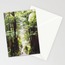 Redwood path Stationery Cards