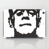 frankenstein iPad Cases featuring Frankenstein by b & c