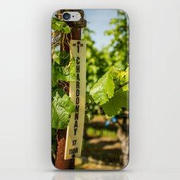 Chardonnay iPhone Skin