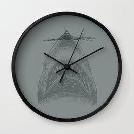 NICE TO EAT YOU Wall Clock