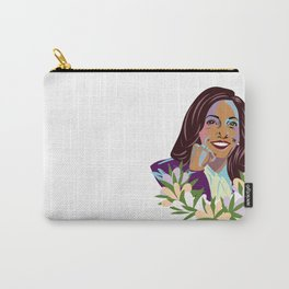 Madam Vice President for the People Carry-All Pouch
