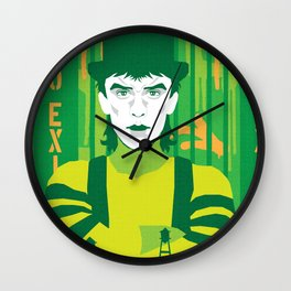 THE WARRIORS :: THE HI-HATS Wall Clock