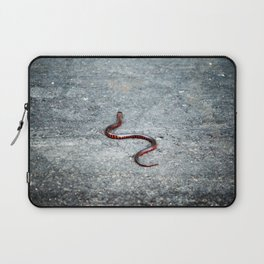 Juvenile Eastern Mud Snake Laptop Sleeve