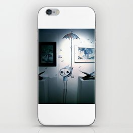 blue period iPhone Skin