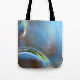 Glass Abstract  - JUSTART © Tote Bag