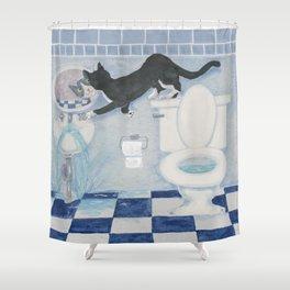 The Flood Shower Curtain
