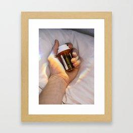 Drugs Framed Art Print
