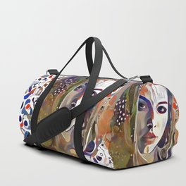 Abstraction of Dreams Duffle Bag