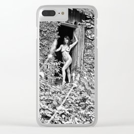 Nude Art Photogrphy by Mary Bassett Clear iPhone Case