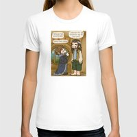 thorin T-shirts featuring Thorin the Exchange Hobbit by BlacksSideshow