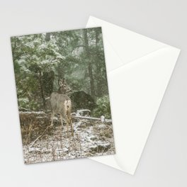 Away from the Crowd Stationery Cards