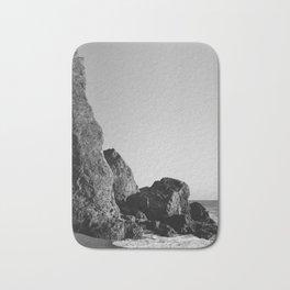 Monochrome Malibu Tide Bath Mat