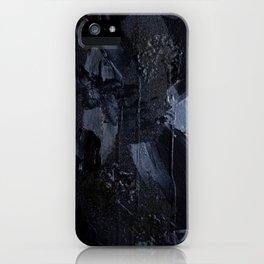 Color Blac iPhone Case