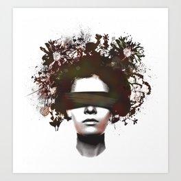 Beauty Is Not The Eye of The Beholder Art Print